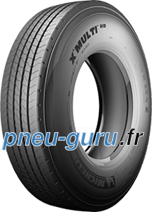 Michelin X Multi Hd Z pneu
