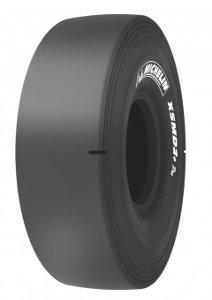 Michelin XSM D2 Pro ( 17.5 R25 TL T.R.A. L5S, Tragfähigkeit *** )