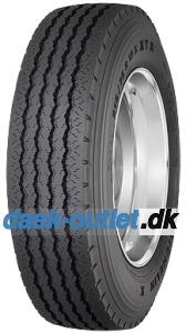 Michelin XTA 7.00 R12 125/123F 12PR Dobbelt mærkning 12, Doppelkennung 122/122J