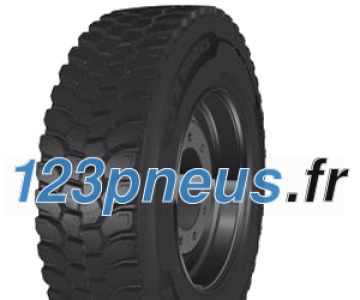 Michelin X Works D pneu