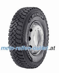 Michelin X Works HD D