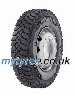 Image of Michelin X Works HD D ( 13 R22.5 156/151K Dual Branding 158G )