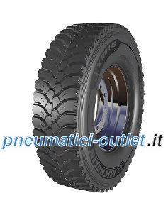 Michelin X Works HDZ