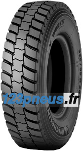 Michelin X Works XD ( 315/80 R22.5 156/150K )