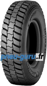 Michelin X Works Xd pneu