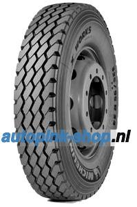 Michelin X Works XZY