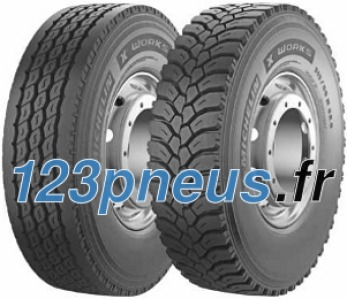 Michelin X Works Z pneu