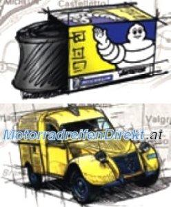 Michelin Collection Tubes   CH 16 E 13