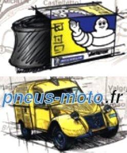 Michelin Collection Tubes   CH 17/18 E RET