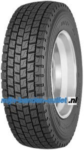 Michelin Remix XDE 2+