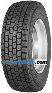 Michelin Remix XDE 2 ( 245/70 R17.5 pinnoitettu )