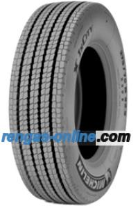 Michelin Remix X InCity XZU ( 275/70 R22.5 148/145J pinnoitettu )