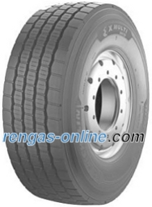 Michelin Remix X MULTI WINTER T ( 385/55 R22.5 160K , pinnoitettu )