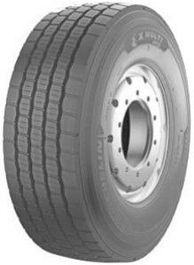 X MULTI WINTER T 385/55 R22.5 160K , runderneuert