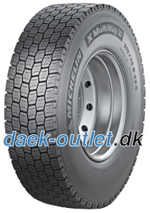 Michelin Remix X Multiway 3D XDE 295/80 R22.5 152/148L , totalt fornyet