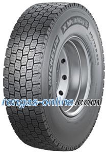 Michelin Remix X Multiway 3D XDE ( 295/80 R22.5 152/148L , pinnoitettu )