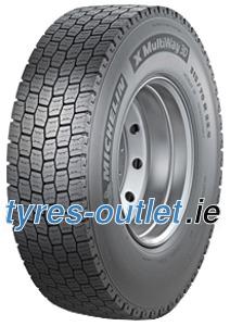 Michelin Remix X Multiway 3D XDE 315/80 R22.5 156/150L remould