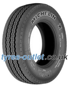 Michelin Remix XTE 2 265/70 R19.5 143/141J remould