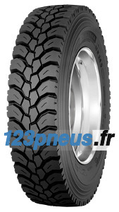 Michelin Remix X Works XDY ( 315/80 R22.5 , rechapé )