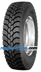 Michelin Remix X Works XDY ( 13 R22.5 156K , pinnoitettu )