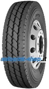 Michelin Remix XZY 3 385/65 R22.5 160J rinnovati