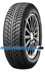 Nexen N blue 4 Season ( 175/65 R14 82T 4PR ), PKW Ganzjahresreifen