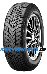 Nexen N blue 4 Season ( 175/65 R14 82T 4PR ), car-tyres Ganzjahresreifen