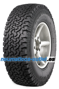 Nortenha AT1 205/70 R15 96Q recauchutados