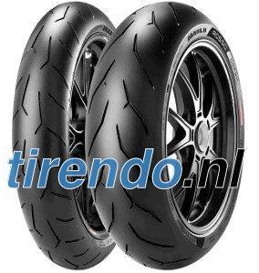 Pirelli Diablo Rosso Corsa ( 120 70 ZR17 TL (58W) M C, Voorwiel DOT2016 ), Extra gegevens:Merk: PirelliKleur: zwartModel: C2Afmetingen: 120/70 ZR17 58(W)Plaatje: Fig1Levertijd: 1-4 dagenLeverinformatie: Gratis leveringVoorraad: ja