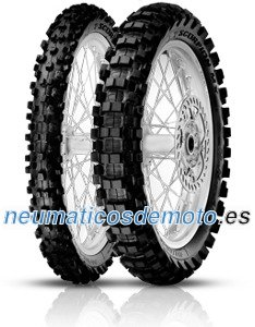Pirelli   Scorpion MX Mid Hard 454