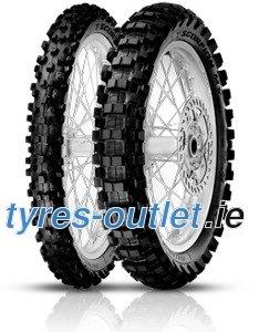 Pirelli Scorpion MX 454 Mid Hard
