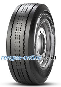 Pirelli Novatread ST01 BASE ( 385/65 R22.5 160K kaksoistunnus 158L, pinnoitettu )