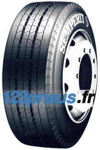 Semperit M434 Euro-Steel ( 235/75 R17.5 132/130L 12PR Double marquage 130/128M )