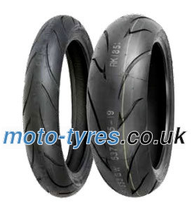 Shinko   011 VERGE RADIAL