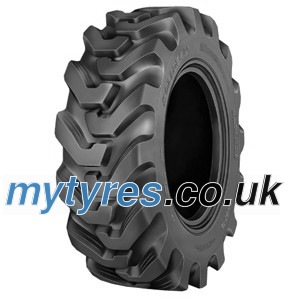Solideal Backhoe Super Lug R 4 pneu