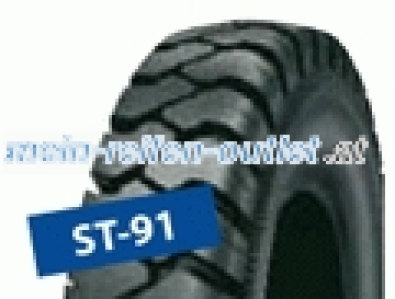 Starco ST-91 Set 6.50 -10 10PR TT SET - Reifen mit Schlauch