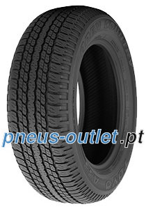 Toyo Open Country A33B 255/60 R18 108S
