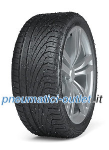Uniroyal RainSport 3 SSR 205/45 R17 84V con bordo di protezione, runflat