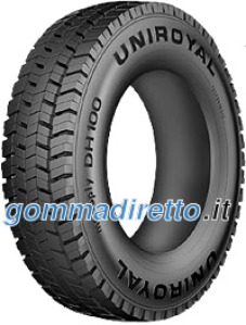 Image of Uniroyal monoply DH100 ( 265/70 R19.5 140/138M )