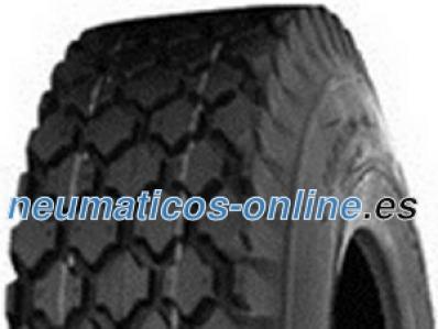 Veloce V6602 Block-Profil SET ( 4.80/4.00 -8 6PR TT SET - Reifen mit Schlauch, schwarz ) 4.80/4.00 -8 6PR TT SET - Reifen mit Schlauch, sc