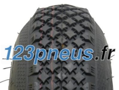 Veloce V6605 Block-Profil SET ( 3.00 -4 4PR TL NHS, SET - Pneu avec chambre à air )