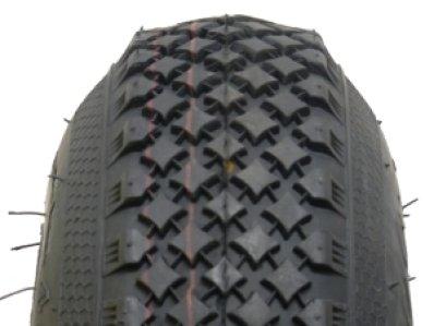 V6605 Block-Profil SET  NHS, SET - Pneu avec chambre à air