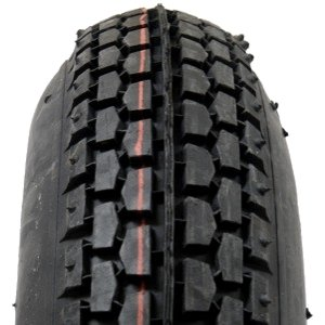 V6607 Block-Profil SET NHS, SET - Tyres with tube, schwarz