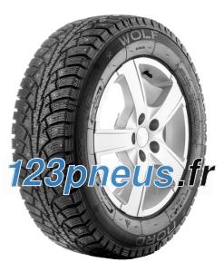 Wolf Tyres Nord STUD ( 195/65 R15 91T , Clouté, rechapé )
