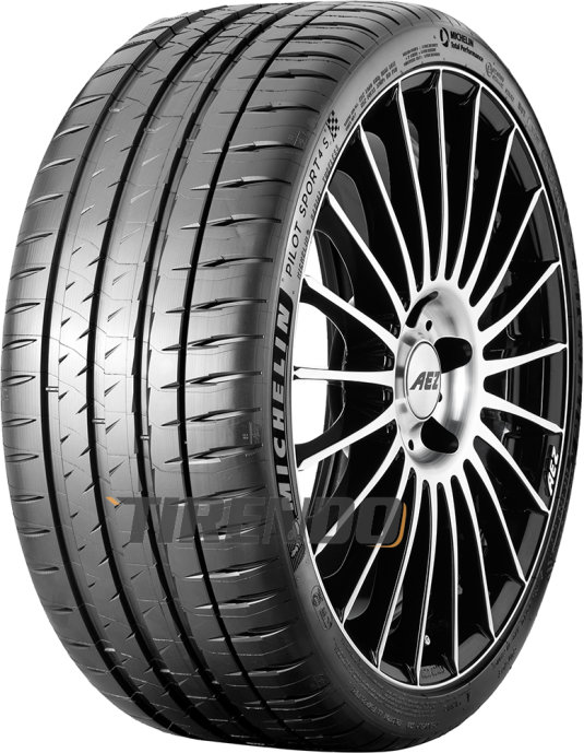 Levně Michelin Pilot Sport 4S ( 265/35 ZR20 (99Y) XL )